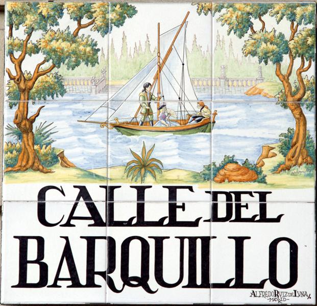 Placas de madrid for Calle del prado 9 madrid espana